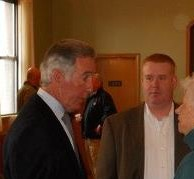 Cong. Neal w/ Sen. Welch (WMassP&I)