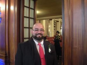 Councilor Adam Gomez (WMassP&I)