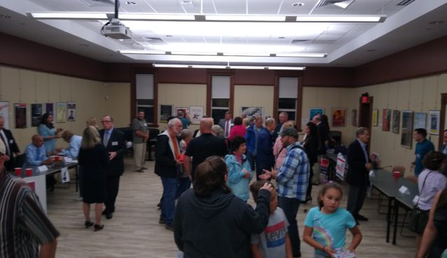 Chicopee Candidate night
